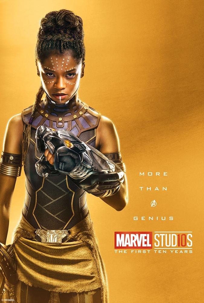 «Больше, чем легендарный преступник». ВСети появились новые юбилейные постеры Marvel Studios | Канобу - Изображение 19