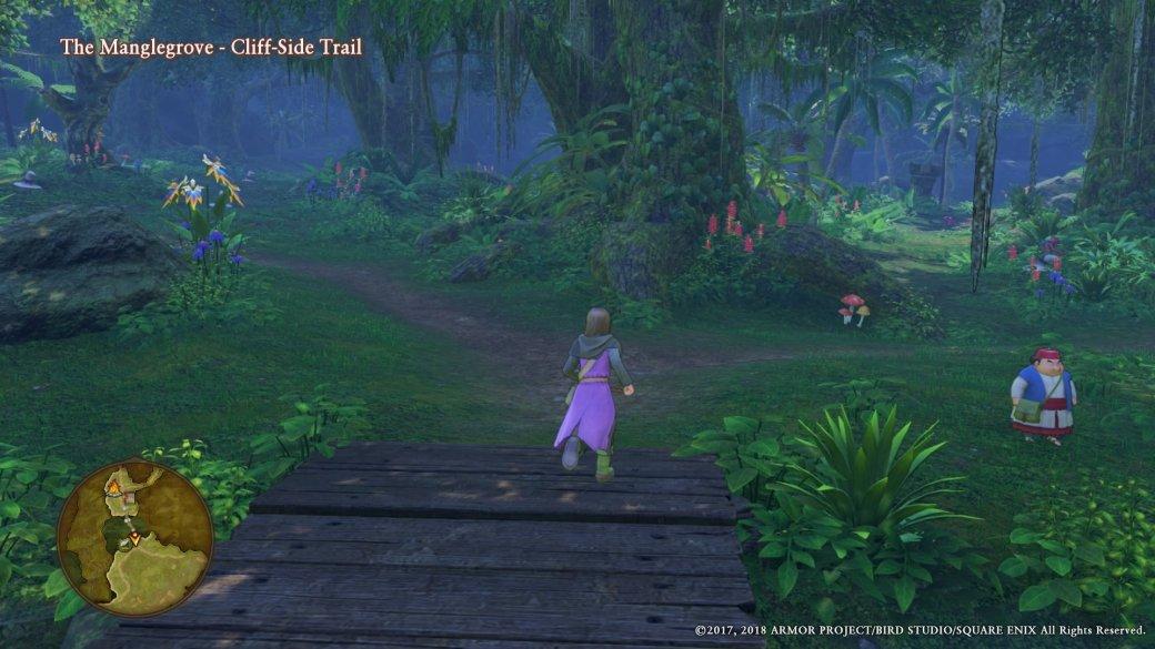 50 невероятно красочных скриншотов Dragon Quest XI | Канобу - Изображение 11523