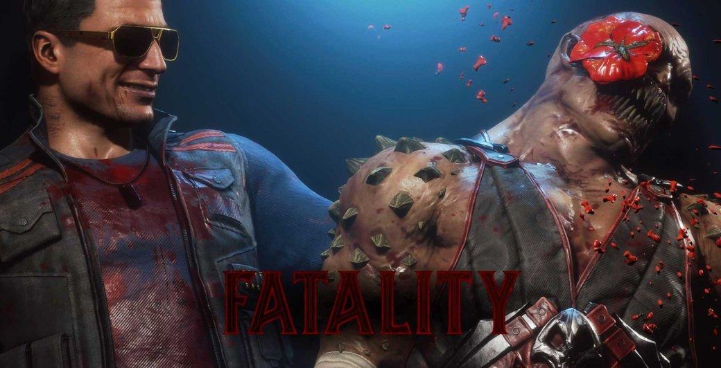 Самые жестокие фаталити в Mortal Kombat 11 | Канобу