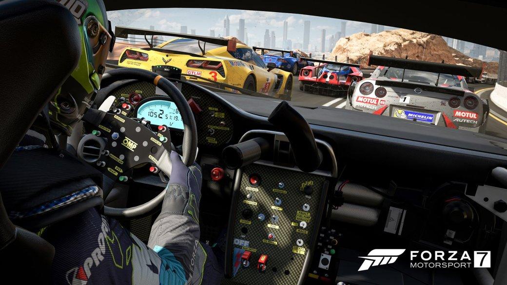 Разбираем Forza Motorsport7. Знакомиться с серией нужно именно с нее   Канобу