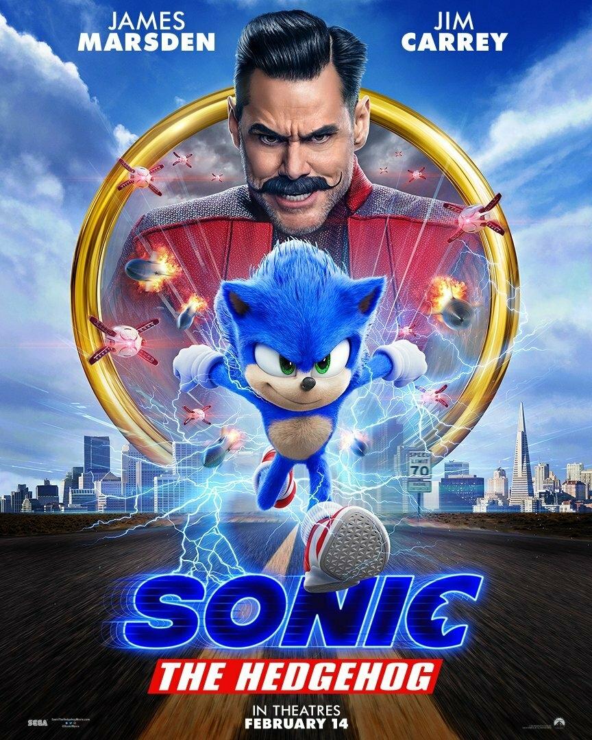Новый трейлер «Соника в кино». Теперь главный герой выглядит как в мультиках!  | Канобу - Изображение 2064