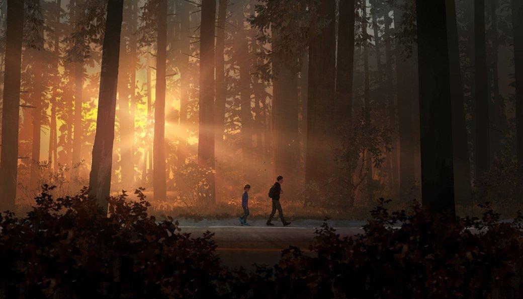 Первый геймплей Life is Strange 2 — что мы узнали об игре? Сюжет, главные герои, музыка | Канобу