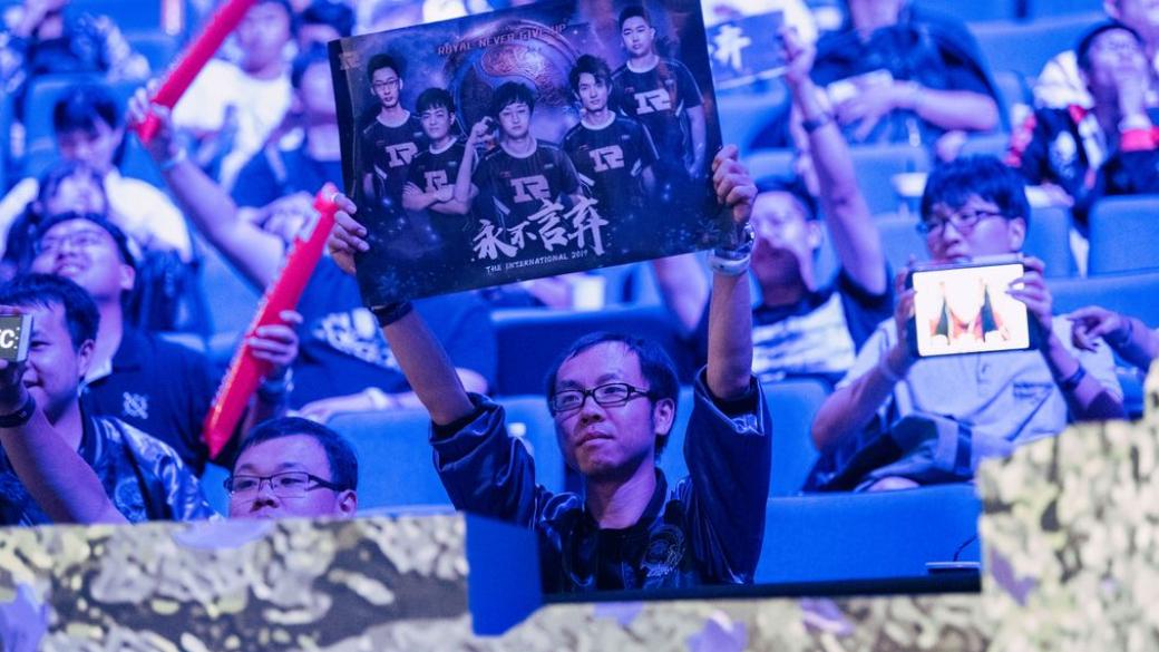 Почему нестоит критиковать китайских болельщиков наThe International 2019 | Канобу