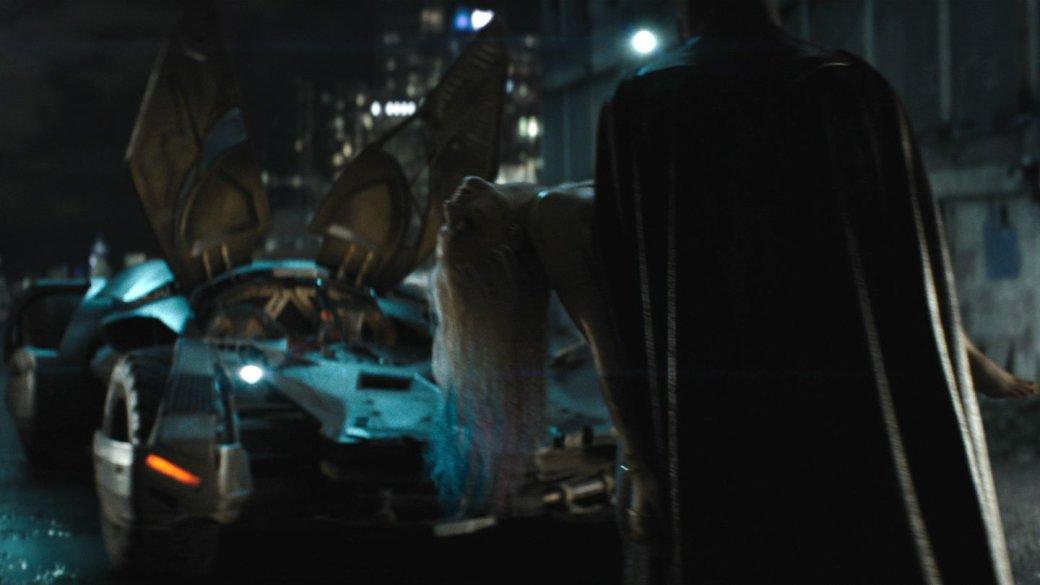 Спойлер: С кем снимался Бэтмен в «Отряде самоубийц»   Канобу - Изображение 6948