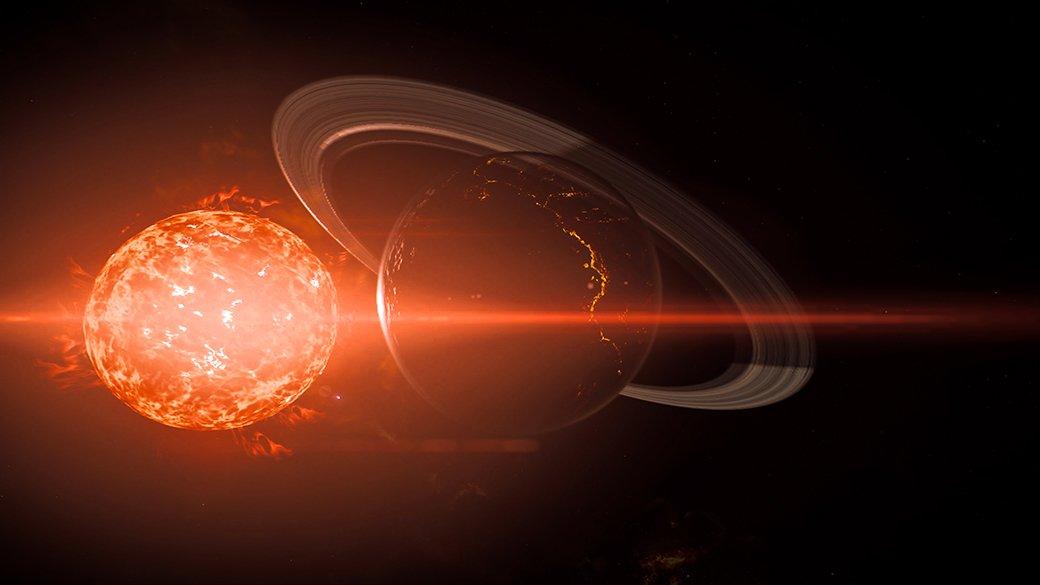 Потрясающий космос Mass Effect: Andromeda | Канобу - Изображение 16