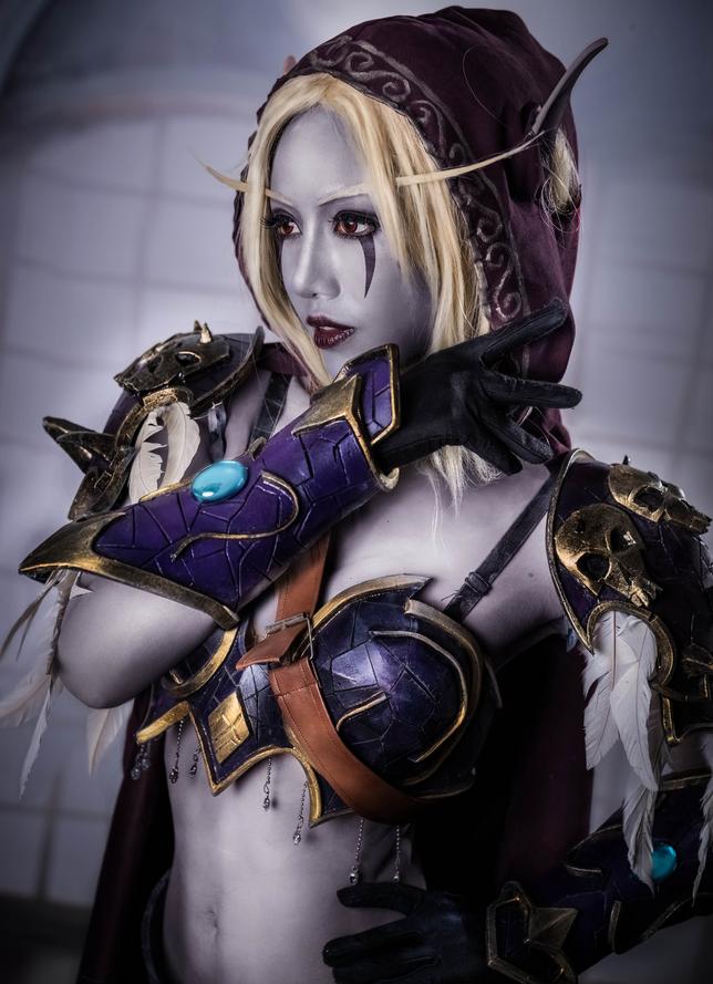 Лучший косплей по Warcraft – герои и персонажи WoW, фото косплееров   Канобу - Изображение 24