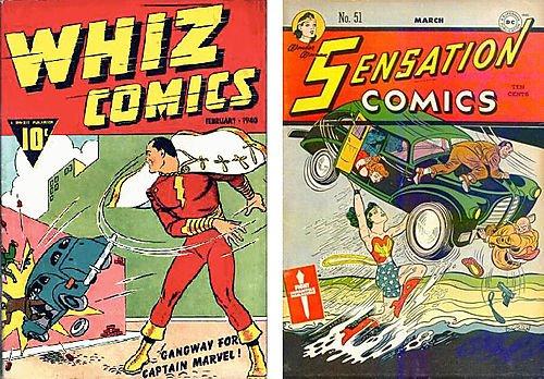 бэтмен и супермен порно комикс