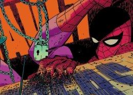Вкроссовере Людей-пауков изразных миров показали, пожалуй, самую жуткую версию супергероя