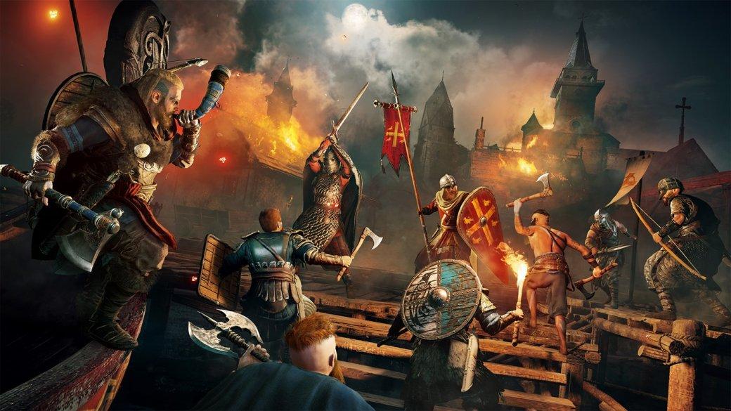 Assassin's Creed: Valhalla (2020) иреальные викинги вАнглии IXвека. Как все было насамом деле? | Канобу - Изображение 5363