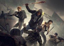 Убийство зомби вкоопе вновом геймплейном ролике The Walking Dead отOverkill