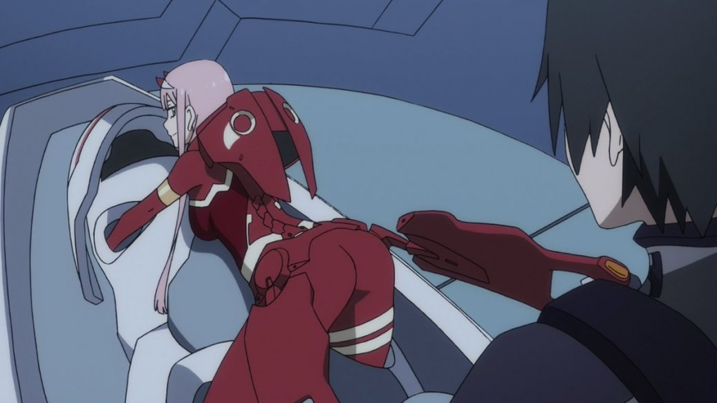 Почему ненужен «Любимый воФранксе»— вторичное ипретенциозное аниме, провалившееся вовсем | Канобу - Изображение 6