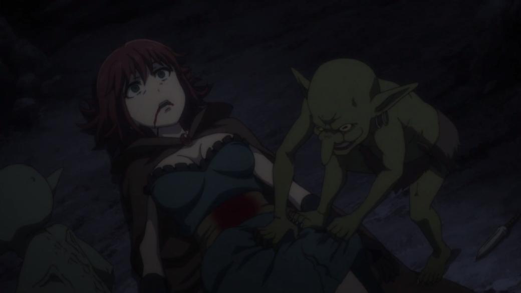 Почему вам обязательно надо посмотреть 1 серию аниме Goblin Slayer (если вам 18+) | Канобу - Изображение 6