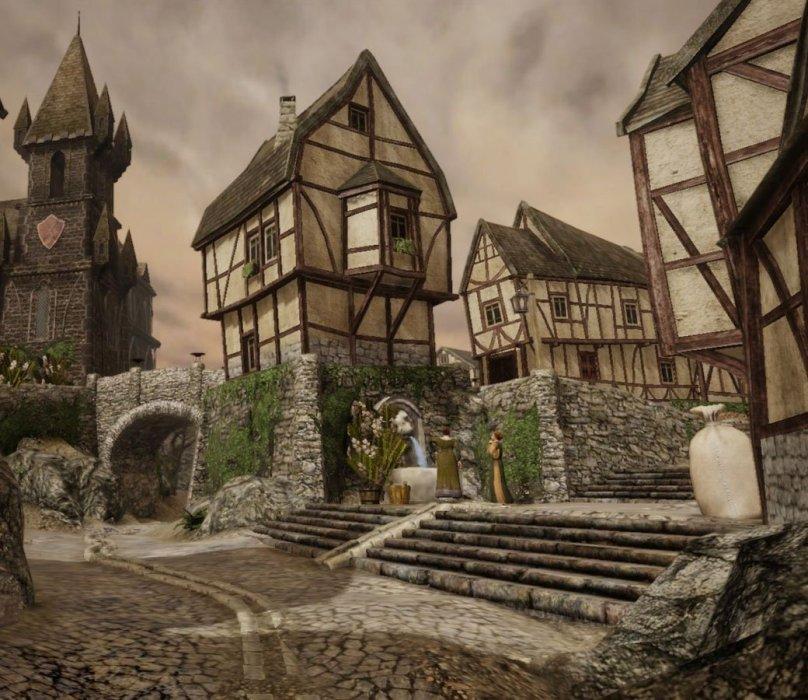 Обзор The Dark Eye: Demonicon - рецензия на игру The Dark Eye: Demonicon   Рецензии   Канобу