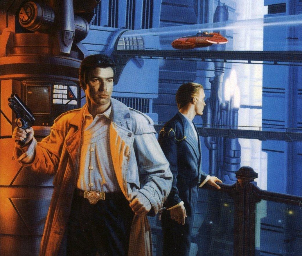 Крутые герои-детективы изнаучной фантастики   Канобу - Изображение 880