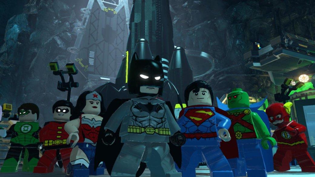 Рецензия на LEGO Batman 3: Beyond Gotham   Канобу - Изображение 6878