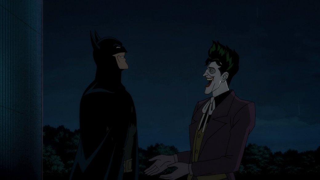 Рецензия на «Бэтмен: Убийственная шутка» | Канобу - Изображение 10