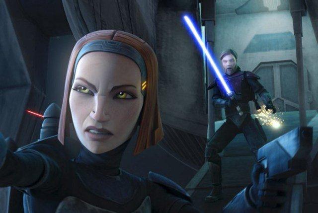 Кэти Сакхофф вернется во вселенную «Звездных войн» в «Повстанцах» | Канобу - Изображение 5599
