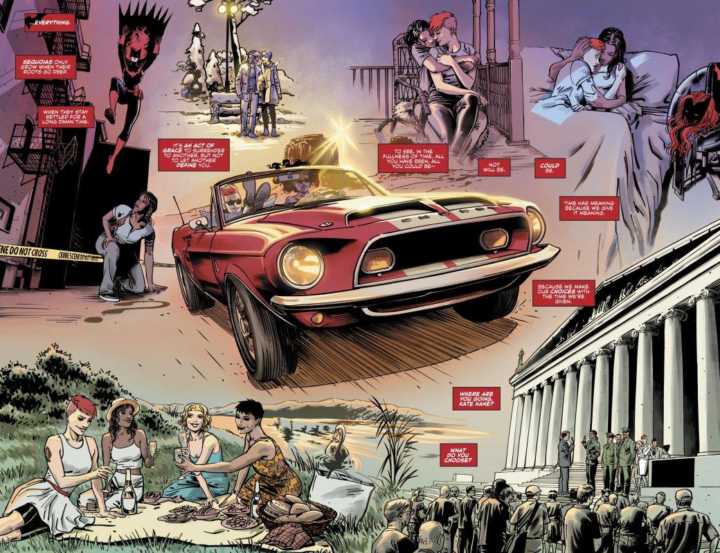 История Бэтвумен: как менялась лесбийская бэт-икона | Канобу - Изображение 28