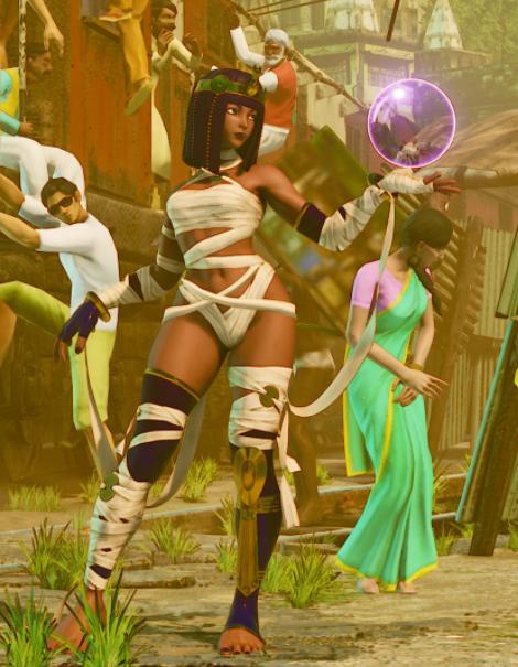 Рецензия на Street Fighter V: Arcade Edition | Канобу - Изображение 2