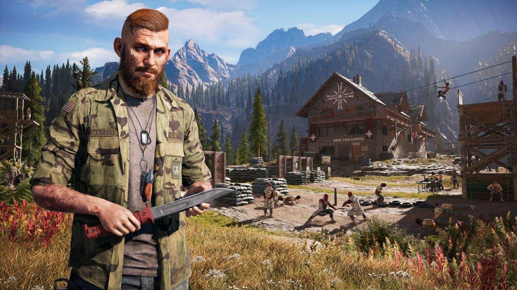 Природа и мир Far Cry 5 в гифках. - Изображение 1