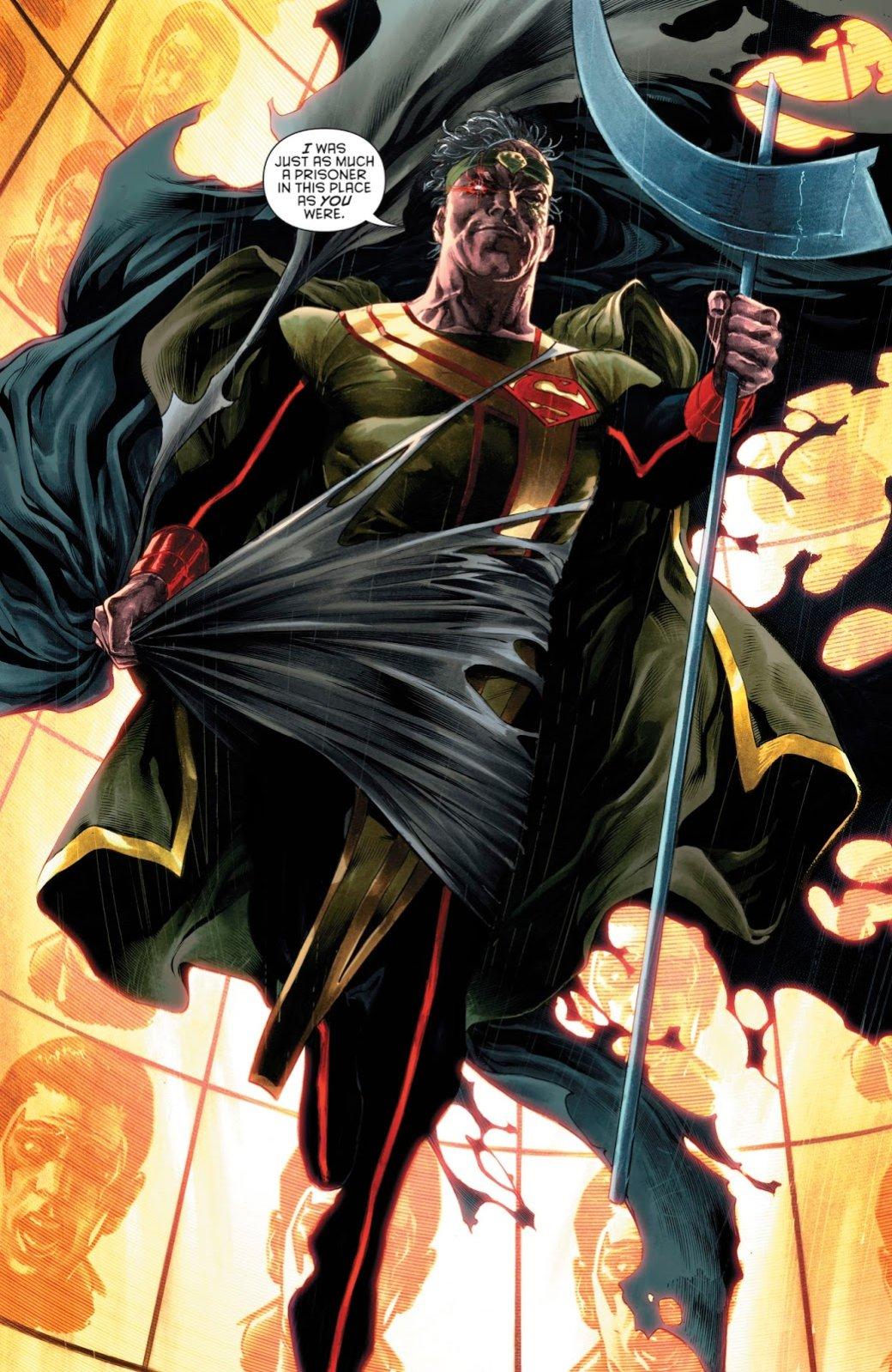 Бэтмен будущего, данетот: как два Тима Дрейка встретились настраницах комикса DC. - Изображение 5