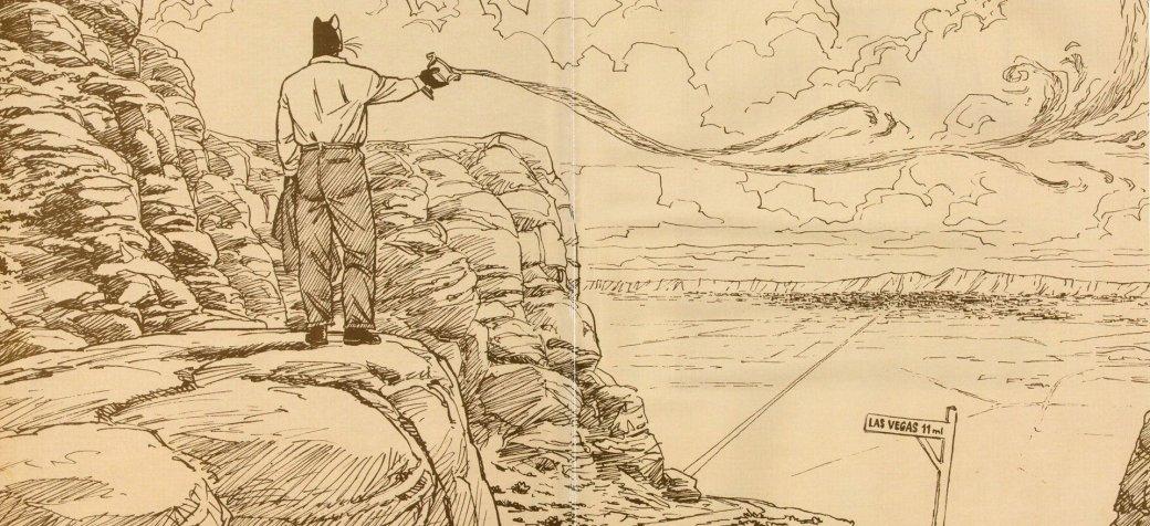 Комикс недели: Blacksad | Канобу - Изображение 4