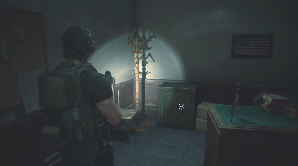 Гайд. Решение всех головоломок вResident Evil 3 Remake и коды к сейфам в Resident Evil 3 | Канобу - Изображение 5040