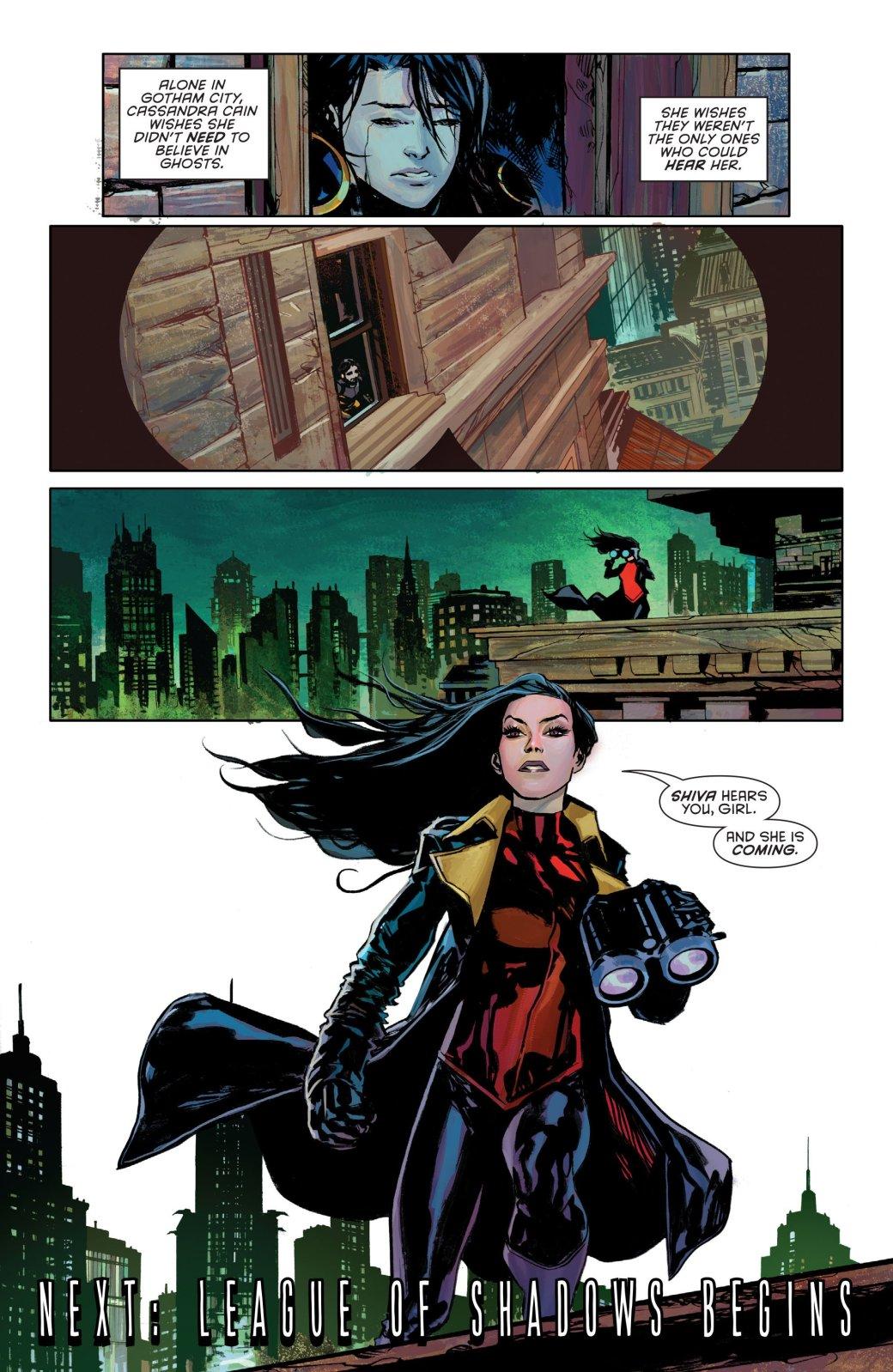 Азраил возвращается в комиксы DC | Канобу - Изображение 7020