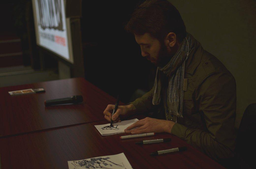 Фотоотчет с «Игромира» и Comic Con Russia, день 3 – Миша Коллинз | Канобу - Изображение 799