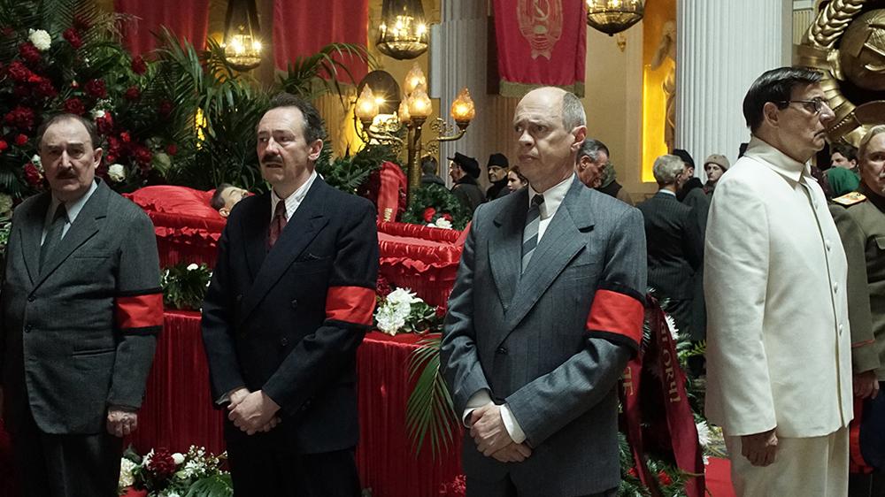 Рецензия на«Смерть Сталина». Астоилоли запрещать?. - Изображение 5