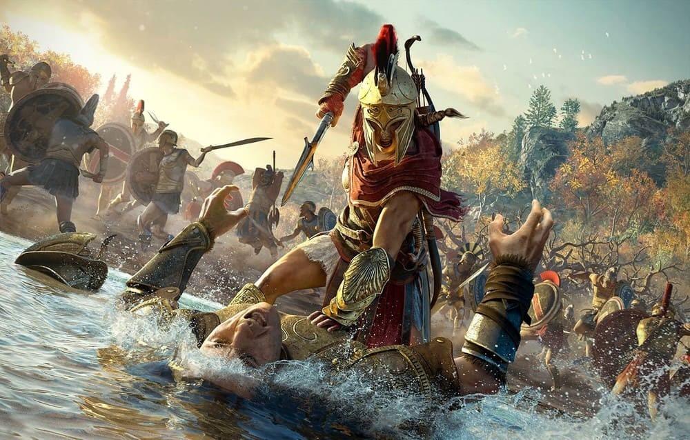 Мнение. Почему все, кто называет Assassin's Creed: Odyssey ролевой игрой, ошибаются | Канобу