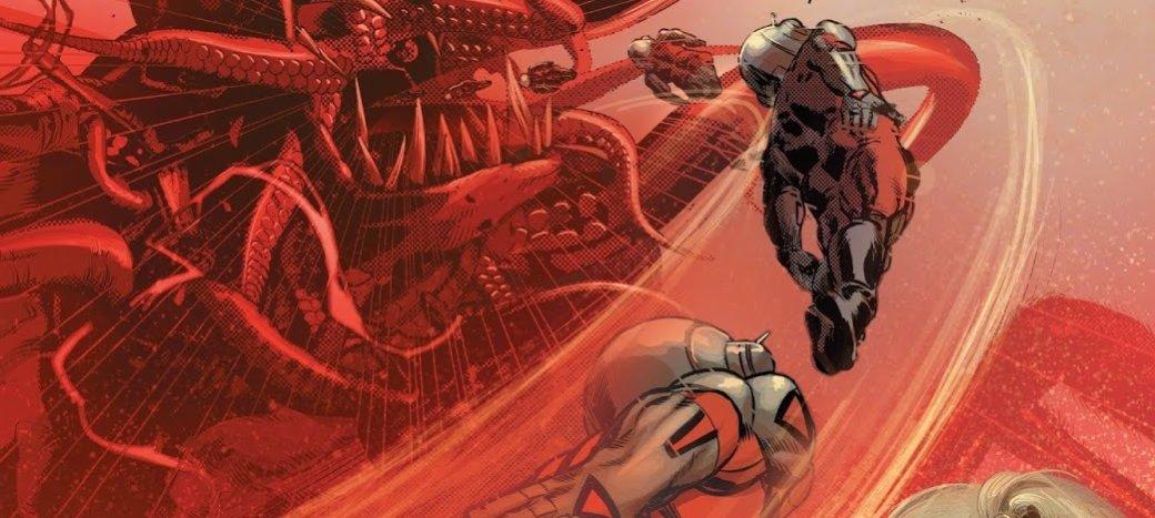 Вовселенной Marvel появился милейший гибрид Человека-муравья иХалка | Канобу - Изображение 1
