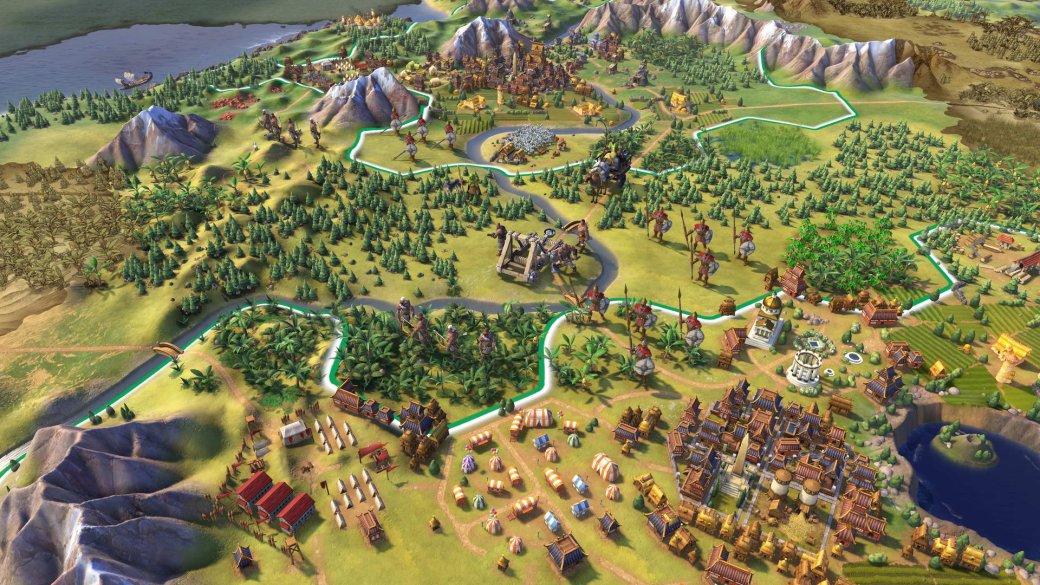 Sid Meier's Civilization VI— Шон Бин, мультяшность иджихад | Канобу - Изображение 5