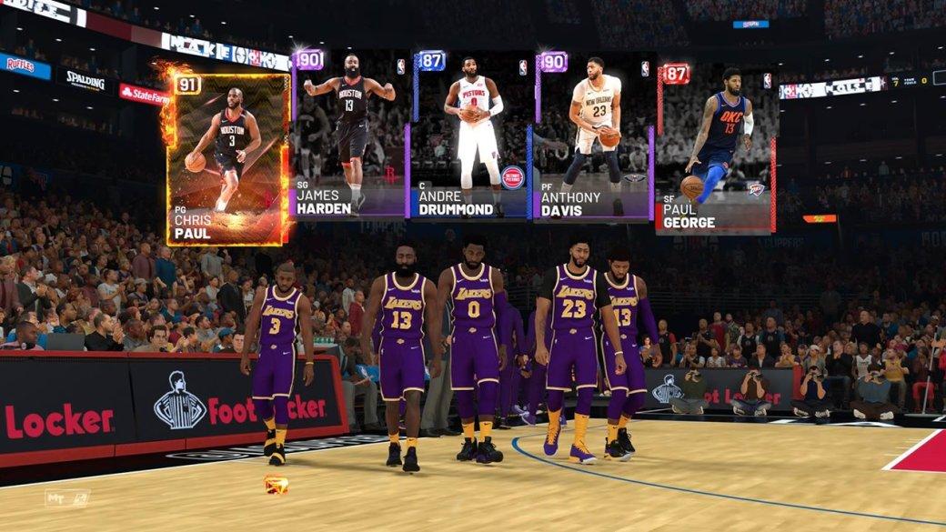 NBA 2K20 — идеальный баскетбольный симулятор для офлайна, но ужасный — для онлайна | Канобу - Изображение 9