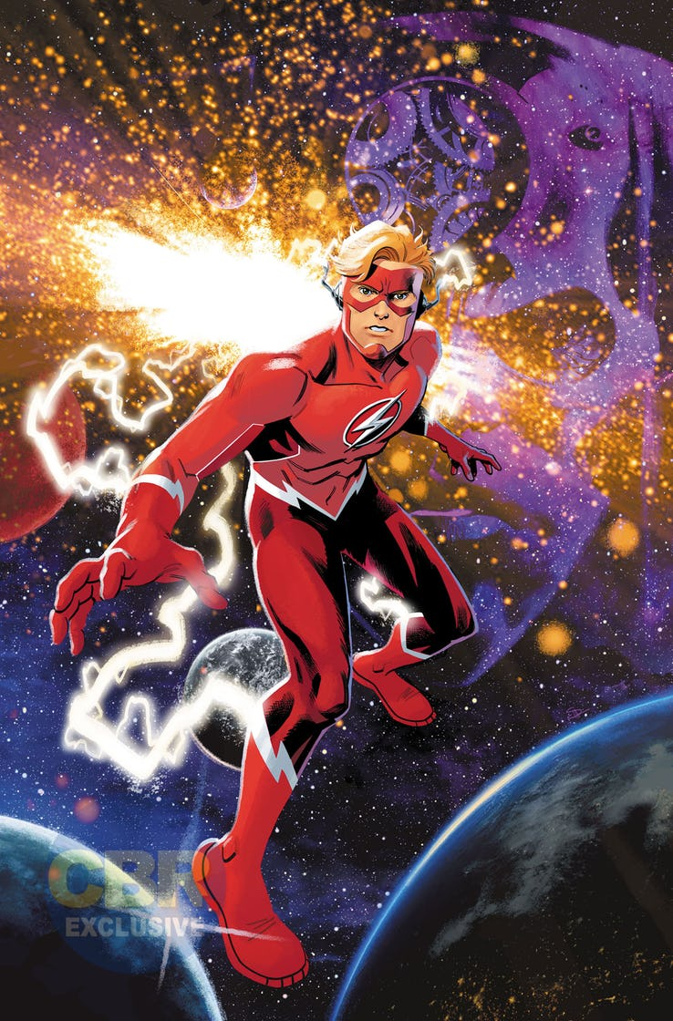 Новая серия комиксов про Флэша станет попыткой реабилировать персонажа после Heroes inCrisis | Канобу - Изображение 2