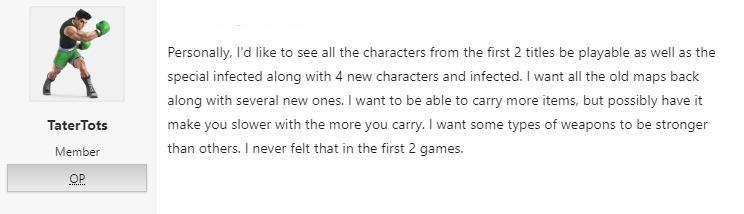 Геймеры обсудили, какой они хотелибы увидетьLeft 4 Dead3. - Изображение 2