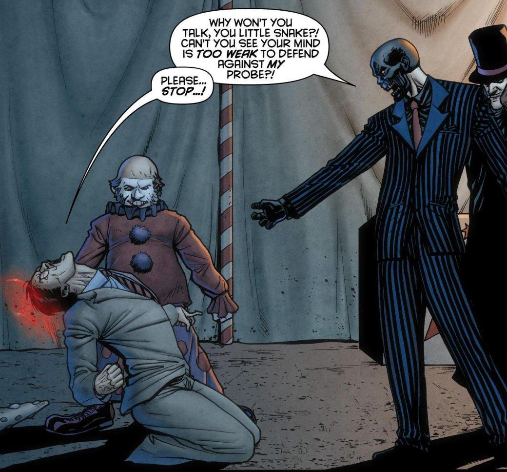 Кто такой Черная маска, главный злодей из«Хищных птиц» | Канобу - Изображение 0