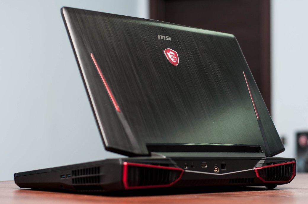 Что внутри игрового ноутбука MSI стоимостью сподержанную иномарку? | Канобу - Изображение 2