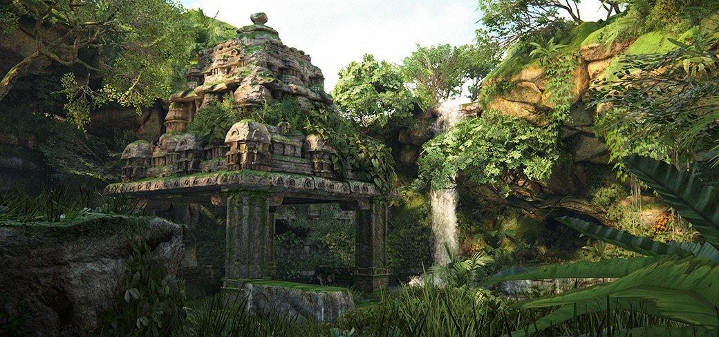 Индийская мифология и реальные места в Uncharted: The Lost Legacy | Канобу - Изображение 758