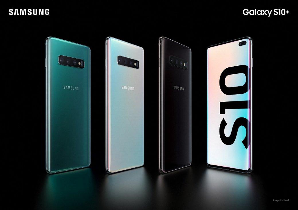 Анонс флагманской линейки Samsung Galaxy S10: пять камер, дыры в экране, до 12 ГБ ОЗУ и до 1 ТБ ПЗУ | Канобу - Изображение 8193