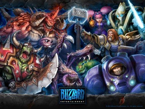 В сети появилась информация о программе запуска игр Blizzard