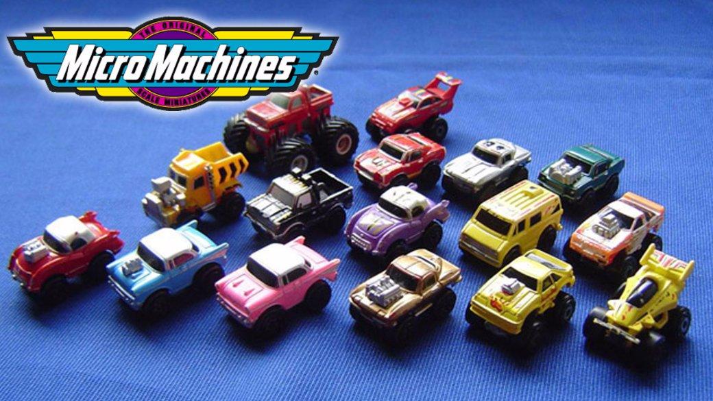 Колесиками по нашему детству. За что, Micro Machines World Series? | Канобу - Изображение 4025