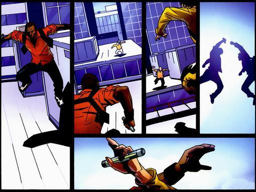 Комиксы: Mirror's Edge | Канобу - Изображение 7276
