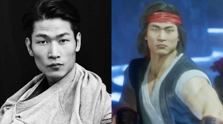 Взгляните наактеров, свнешности которых списали персонажей Mortal Kombat11 | Канобу - Изображение 606