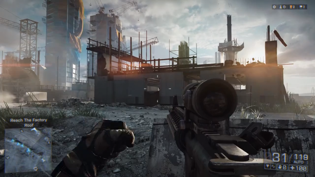 Милитари-дежавю: 11 сцен из трейлера Battlefield 4, которые мы где-то видели | Канобу - Изображение 9