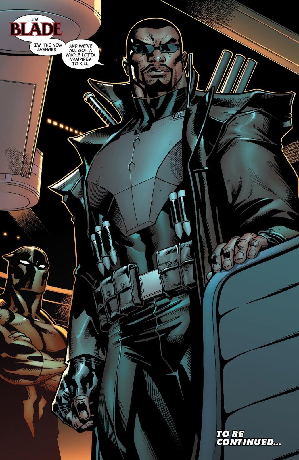 Кто такой Блэйд? Отохотника навампиров дочлена Мстителей исоюзника Людей Икс | Канобу - Изображение 151