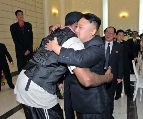 По приключениям Денниса Родмана в Северной Корее снимут комедию
