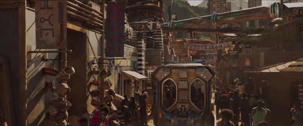 Разбираем новый трейлер «Черной пантеры»: что скрывает Ваканда? | Канобу - Изображение 4