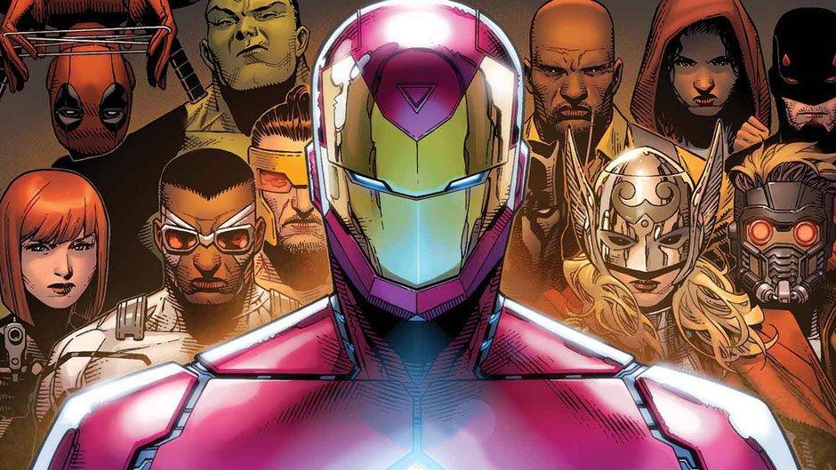 Вкомиксах Marvel все очень, очень плохо | Канобу - Изображение 1095