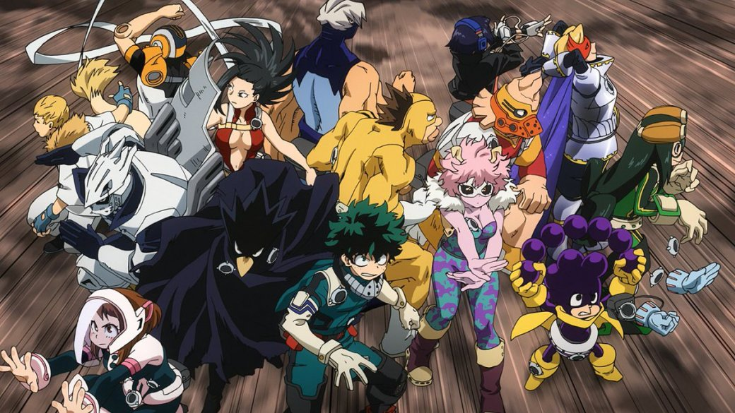 Счего начать смотреть аниме? Лучшая японская анимация для новичков | Канобу - Изображение 8970